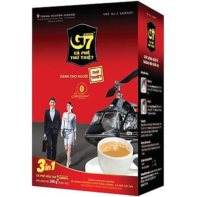 Cà Phê Trung Nguyên Legend G7 3In1
