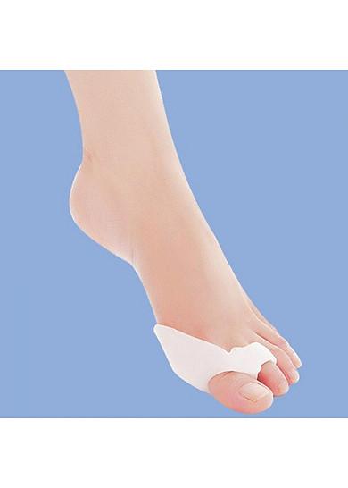 Dụng cụ tách ngón chân silicon chỉnh hình dáng ngón chân an toàn