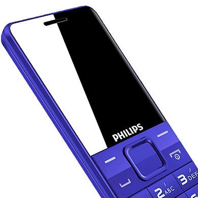 Philips (PHILIPS) E107 Mobile Unicom elderly mobile phone elderly function machine deep blue