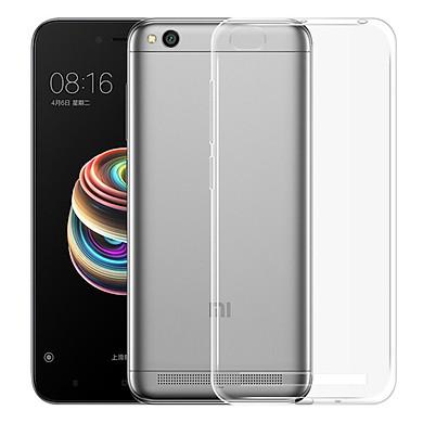 Ốp Lưng Silicon Dẻo Trong Cho Xiaomi Redmi 5A