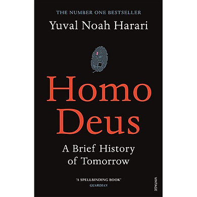 Homo Deus: A Brief History Of Tomorrow (Khổ nhỏ)