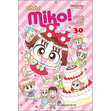 Nhóc Miko! Cô Bé Nhí Nhảnh (Tập 30)