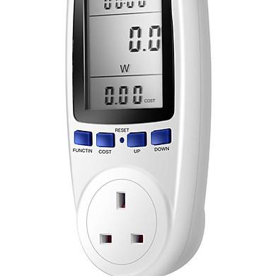 Ổ cắm đa năng đo công suất, điện áp