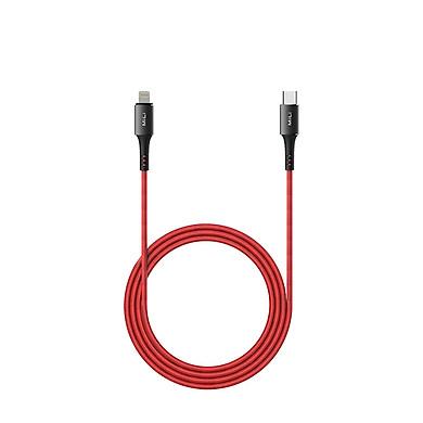 Dây Cáp Sạc USB-C to Lightning Chuẩn MFi Hỗ Trợ Sạc Nhanh Power Delivery Cho iPhone Mili 1m HI-L90 - Hàng Chính Hãng