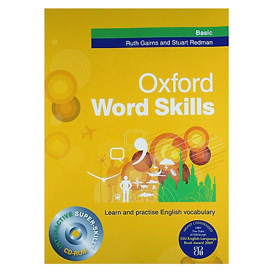 Oxford Word Skills Basic: Student's Pack (Book and CD-ROM)