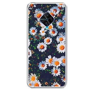 Ốp lưng dẻo cho điện thoại Vivo S1 PRO - 0038 CUCHOAMI02 - Hàng Chính Hãng