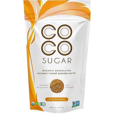 Đường Mật Hoa Dừa Hữu Cơ Organic Coco Sugar
