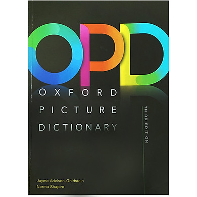 Oxford Picture Dictionary : The Monolingual Dictionary (American English) (Third Edition)