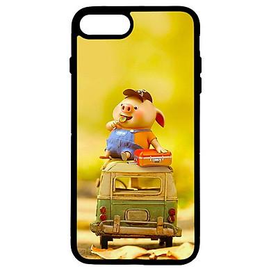 Ốp lưng cho iPhone 7 Plus heo 6 - Hàng chính hãng
