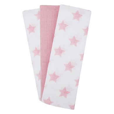 Set 3 khăn muslin Mothercare - NE249
