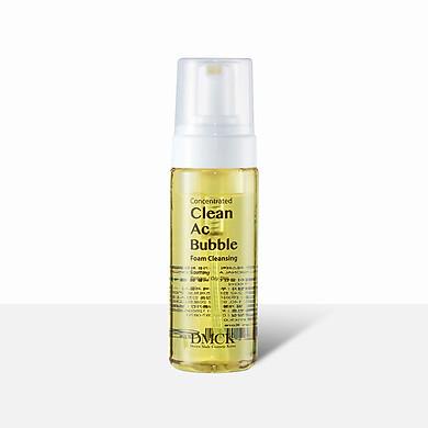 Sữa rửa mặt dạng bọt, Làm sạch da, Bọt tinh khiết, Làm dịu da mụn, nhạy cảm, Bảo vệ da - DMCK Clean Ac Bubble Foam Cleansing 160ml