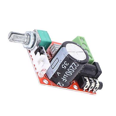 12V Hi-Fi PAM8610 Audio Stereo Amplifier Board 2X10W Dual Channel D Class