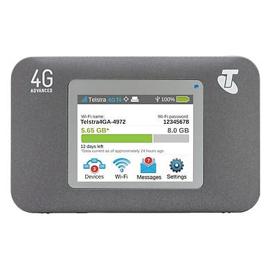 Bộ Phát Wifi Di Dộng 4G Màn Hình LCD Netgear 150Mbps 782S - Hàng Chính Hãng