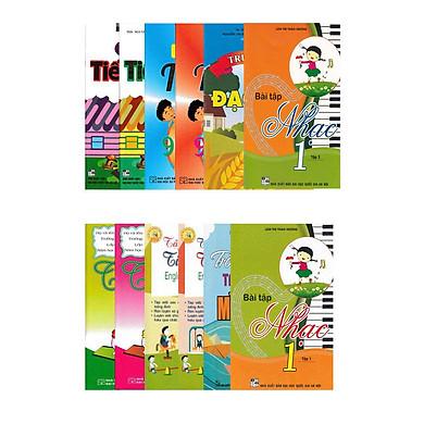 Combo Sách Tham Khảo Dành Cho Học Sinh Lớp 1 Theo Chương Trình Tiểu Học Mới Định Hướng Phát Triển Năng Lực (Bộ 12 Cuốn)