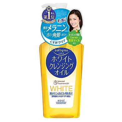 Dầu Tẩy Trang Kose Cosmeport Softymo Cleansing Oil 230ml Japan