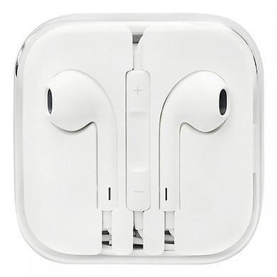 Tai Nghe Nhét Tai Dùng Cho iPhone 5s / 6 / 6 Plus / 6s / 6s Plus Apple EarPods (Trắng)