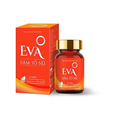 Eva Sâm tố nữ - Viên uống nội tiết thành phần thiên nhiên
