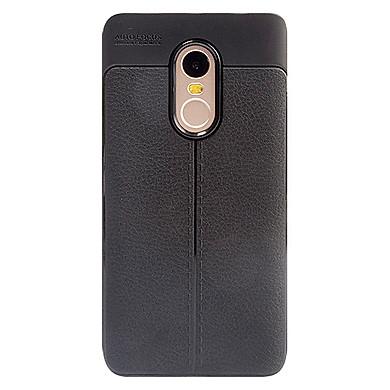 Ốp Lưng Xiaomi Redmi Note 4X Vân Da - Hàng Nhập Khẩu