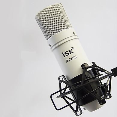 Micro thu âm ISK AT100 cao cấp - Hàng chính hãng