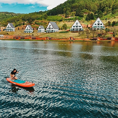 Đà Lạt Wonder Resort 4* - Gói 3N2Đ Buffet Sáng, Bữa Tối, Hồ Bơi Vô Cực, Phòng Deluxe, Xe Đưa Đón Trung Tâm