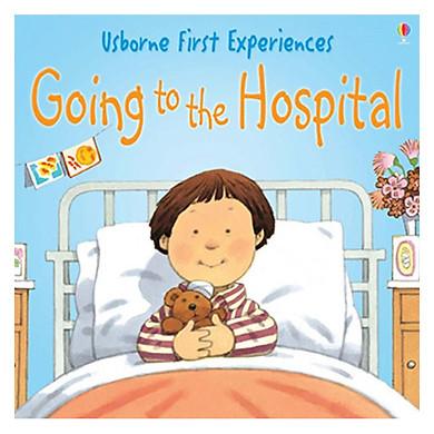 Usborne Going to the Hospital mini edition