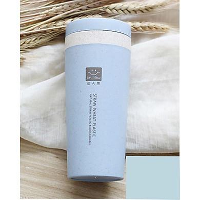 Bình giữ nhiệt lúa mạch 2 lớp tiện dụng, bình đựng nước an toàn sức khỏe_BN03