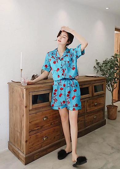 Đồ bộ pijama đùi