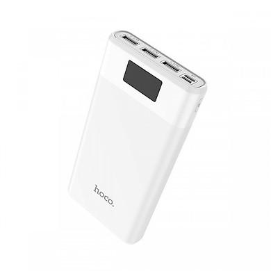 Pin sạc Dự Phòng 3 Cổng USB 30000mAh - Hoco B35E - Có Màn Hình LED - Hàng nhập khẩu