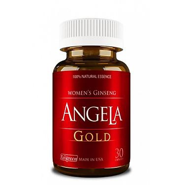 Thực phẩm chức năng Viên uống Sâm Angela 30 viên