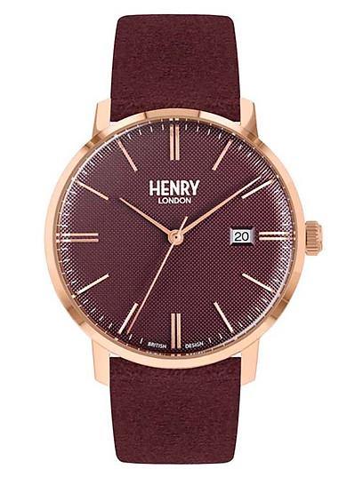 Đồng Hồ Nam Henry London HL40-S-0368 REGENCY
