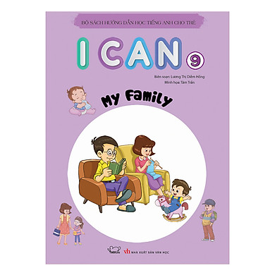 I Can: My Family