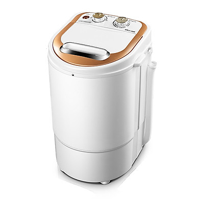 Máy Giặt Mini Bán Tự Động, Tia UV Khử Khuẩn