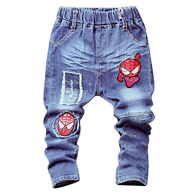 Quần Jeans Nhện BONCHOP QBT-125140675NHAT