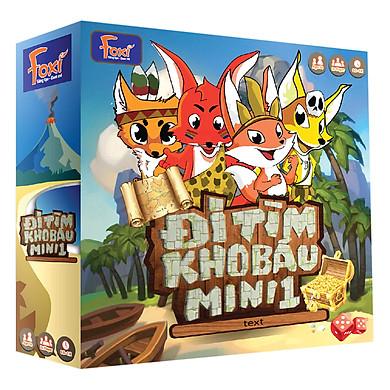 Đi Tìm Kho Báu Mini 1 Foxi