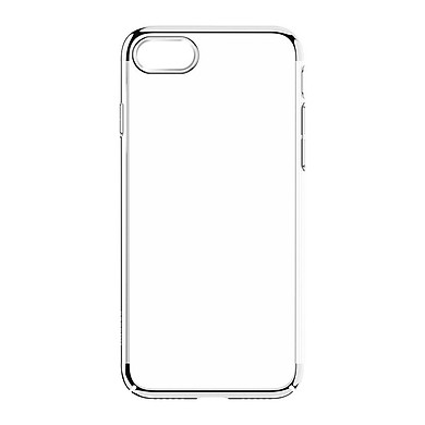 Ốp lưng bằng SILICON trong veo, cao cấp, cho iPhone 7