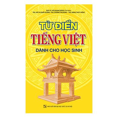 Từ Điển Tiếng Việt Dành Cho Học Sinh 2019