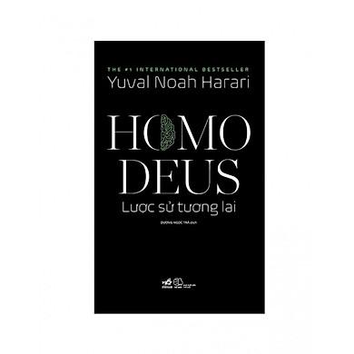 Homo Deus: Lược Sử Tương Lai (Tặng Kèm Postcard GreenLife)