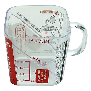 Ca Đo Lường Gạo 2 Cup Inomata (360ml)