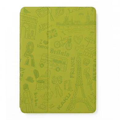 Bao Da KAKU Paris Style Dành Cho iPad 2/ 3/ 4