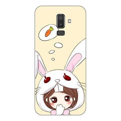 Ốp lưng dẻo cho Samsung Galaxy J8_Couple Girl 05