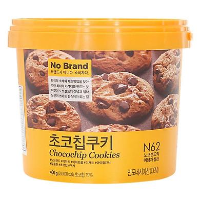 Bánh Quy Chocochip No Brand 400g