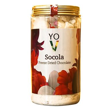 Sữa Chua Sấy Yo'V Vị Socola (120g)
