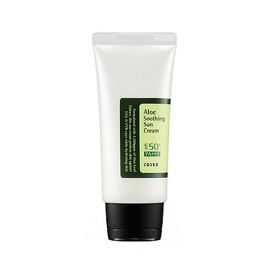 Kem Chống Nắng Lai Chiết Xuất Lô Hội COSRX Aloe Soothing Sun Cream SPF50+ PA+++ 50ml