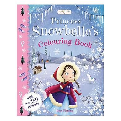 Sách tô màu Princess Snowbelle'S Colouring Book