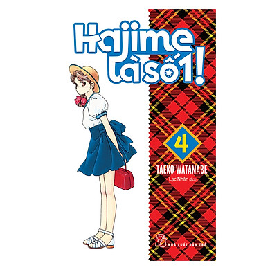 Hajime Là Số 1 - Tập 04