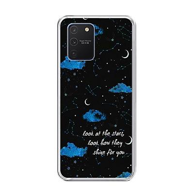 Ốp Lưng Dẻo Cho Điện Thoại Samsung Galaxy S10 Lite - 01278 0464 SHINEFORYOU - Hàng Chính Hãng