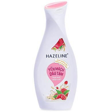 Sữa Dưỡng Thể Hazeline Dưỡng Trắng Da Yến Mạch Dâu Tằm 67183446 (230ml)