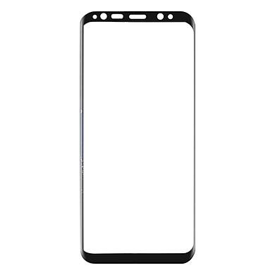 Miếng Dán Dẻo Viền Màu Full Màn Hình Dành Cho Samsung Galaxy S8 Plus - Hàng Nhập Khẩu