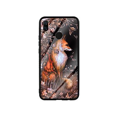 Ốp Lưng Kính Cường Lực cho điện thoại Huawei Nova 3i - Fox 06