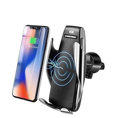 Giá đỡ điện thoại cảm ứng kiêm sạc không dây - Hàng nhập khẩu